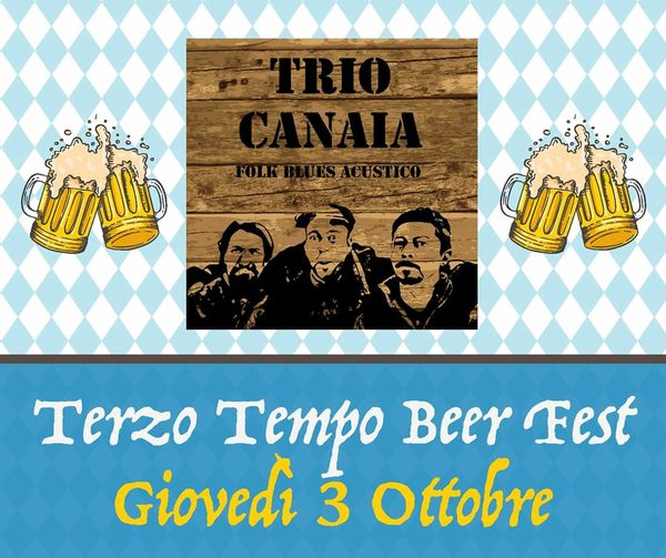 Trio Canaia @ Terzo Tempo Drink & Food