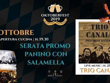 Trio Canaia @ Area Poggi Sport & Relax