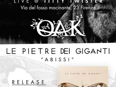 Abissi Release Party with OAK