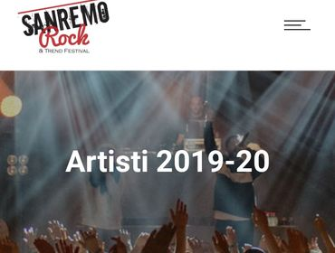 Sanremorock Finali regionali