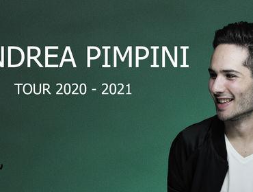Andrea Pimpini Online Tour 2020-2021
