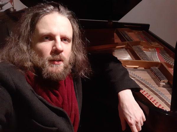 Recital pianistico di Giulio Andreetta al Duomo di Mirano il 20/11/2020