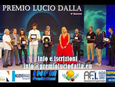 PREMIO LUCIO DALLA - 9^ edizione - Roma 3-4-5 Marzo 2022