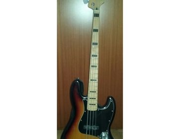 "Basso Elettrico ""Squier by Fender"" Vintage Modified Jazz bass 3TS"