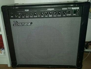 Amplificatore Ibanez 50W Guitar amplifer Tone Blaster 50R