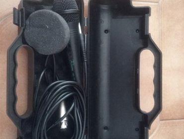 Microfono t.bone MB 55 & Asta microfonica millenium