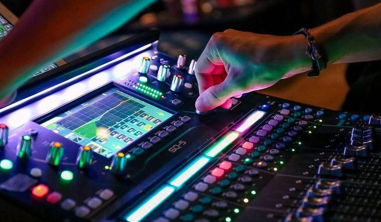 Service Audio & Luci