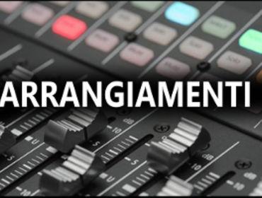 Arrangiatore, Producer, Studio Recording - Arrangiamenti e Produzioni Musicali
