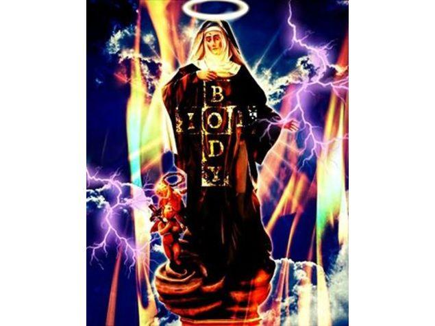 il Body e la Madonna