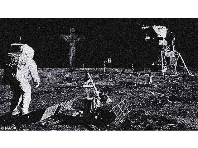 ricordo dalla luna