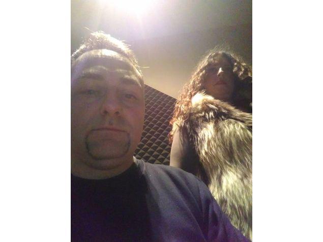 Eden in studio