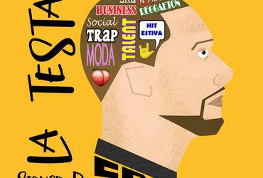 LA TESTA COVER