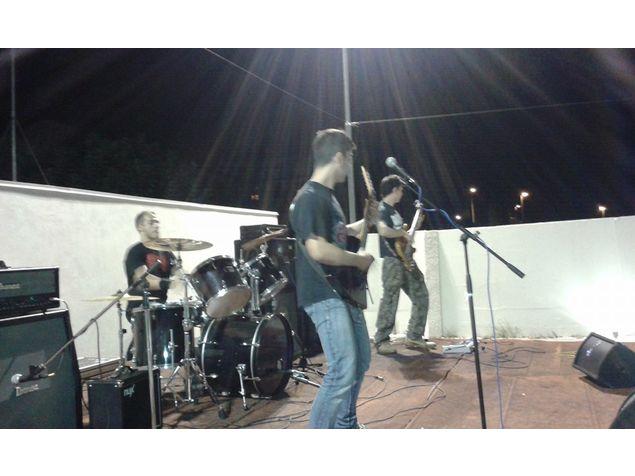 A gig in Prato 1