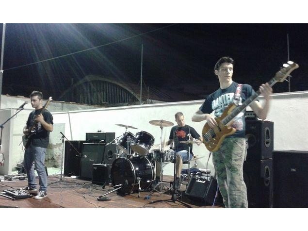 A gig in Prato 2