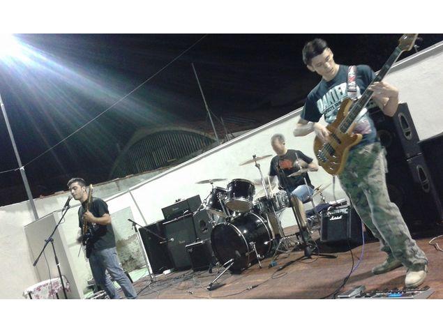 A gig in Prato 3